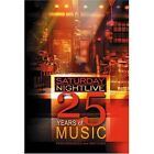 Saturday Night Live - 25 Years of Music (DVD, 2003, 5-Disc Set)