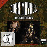 DVD - John Mayall -The Lost Broadcasts (2012)