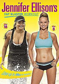 Jennifer Ellison039s Fat Blaster Workout dvd fitness weight loss fat blaster nr - West Midlands, United Kingdom - Jennifer Ellison039s Fat Blaster Workout dvd fitness weight loss fat blaster nr - West Midlands, United Kingdom