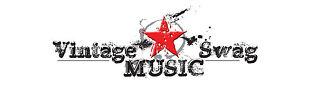 Vintage Music Swag