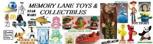 MEMORY LANE TOYS AND COLLECTIBLES