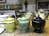 Collecting Hall Teapots, pleasure in progress