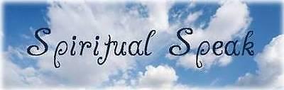 Spiritual Speak