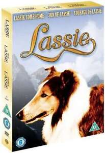 Lassie Collection DVD 2008 3Disc Set Box Set - <span itemprop=availableAtOrFrom>Kirkliston, United Kingdom</span> - Lassie Collection DVD 2008 3Disc Set Box Set - Kirkliston, United Kingdom