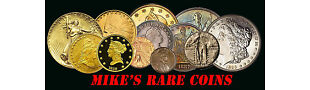Master Mike's Rare Coins