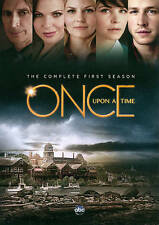 Once Upon a Time: The Complete First Season 1 (DVD, 2012, 5-Disc Set)
