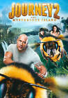 Journey 2: The Mysterious Island (DVD, 2012) (DVD, 2012)