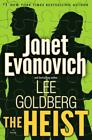 The Heist by Lee Goldberg and Janet Evanovich (2013, Hardcover)