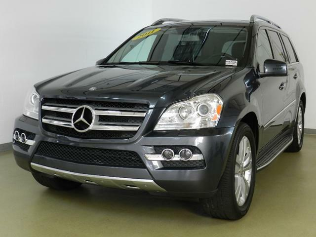 4matic 4dr certified suv sunroof nav third row seat for Mercedes benz pre owned vehicle locator