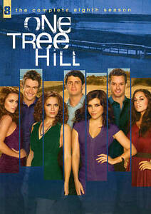 One Tree Hill: The Complete Eighth Season 8 Eight (DVD, 2011, 5-Disc Set) - NEW!