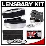 Lensbabies  Lensbaby Composer 50 mm   F/2.0  Lens For Nikon