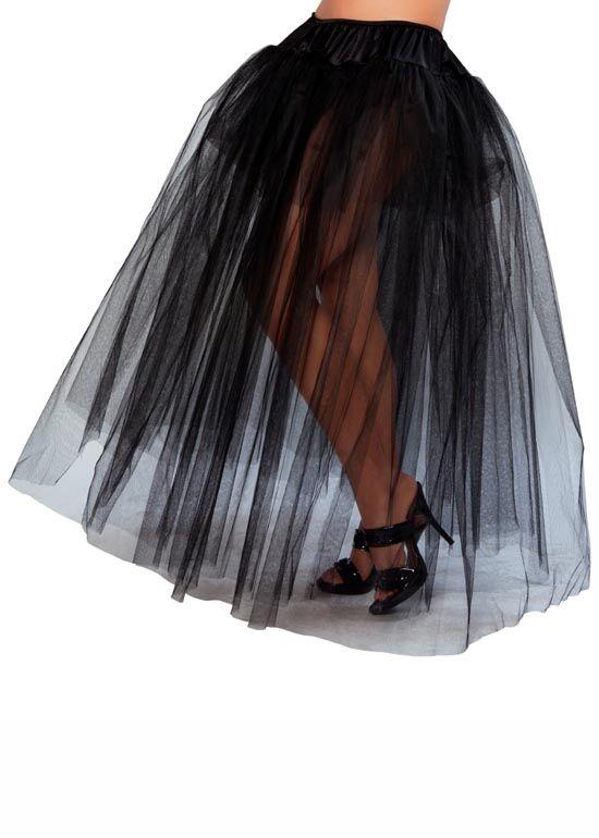Kleider gekonnt aufpeppen: Unterröcke von eBay