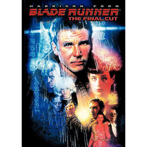 Blade Runner - The Final Cut - Harrison Ford, Rutger Hauer - New