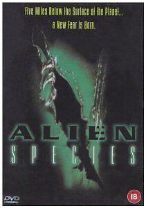 Alien Species DVD 2003 - Coventry, Warwickshire, United Kingdom - Alien Species DVD 2003 - Coventry, Warwickshire, United Kingdom