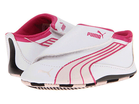 Puma Drift Cat 4 Crib Shoes for Girls