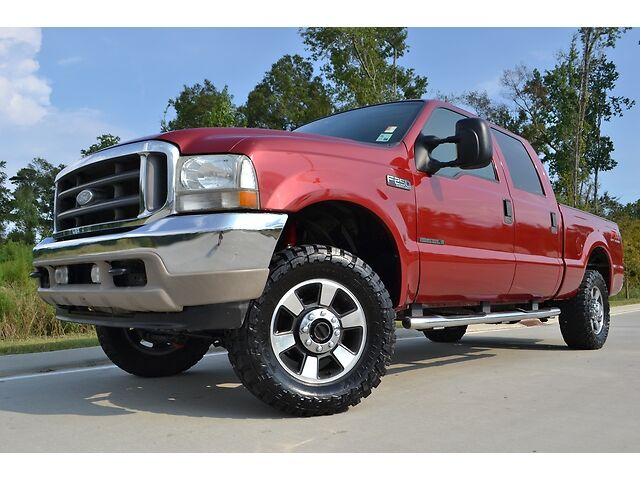 2003 ford f 250 crew cab lariat diesel 4x4 used ford f 250 for sale in baton rouge. Black Bedroom Furniture Sets. Home Design Ideas