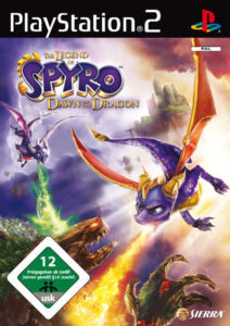 The Legend Of Spyro: Dawn Of The Dragon (Sony PlayStation 2, 2008, DVD-Box) - <span itemprop='availableAtOrFrom'>Viereth-Trunstadt, Deutschland</span> - The Legend Of Spyro: Dawn Of The Dragon (Sony PlayStation 2, 2008, DVD-Box) - Viereth-Trunstadt, Deutschland