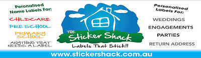 The Sticker Shack Inc