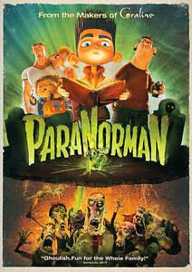 ParaNorman (DVD, 2012) Anna Kendrick