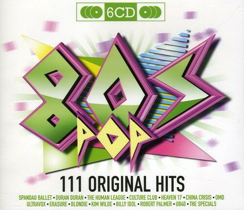 Einkaufsratgeber CD: Pop der 80er Jahre