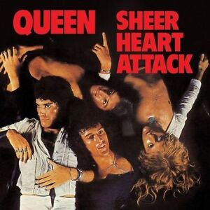 QUEEN-Sheer-Heart-Attack-2011-Reissued-Double-CD-NEW