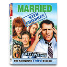 Married...With Children- The Complete Third Season (DVD, 2005, 3-Disc Set)