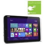 Acer Iconia W3-810 32GB, Wi-Fi, 8.1in - Black