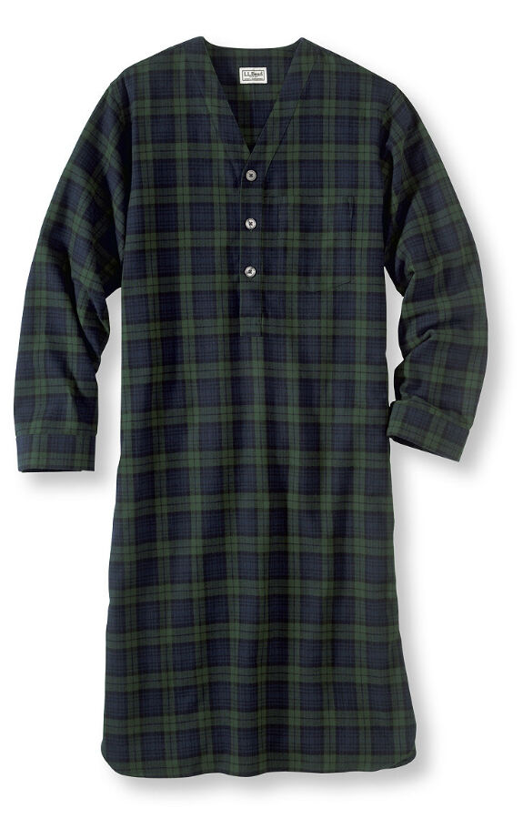A Guy's Guide to Buying a Nightshirt