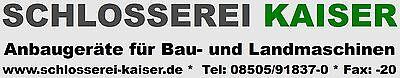 Schlosserei Kaiser