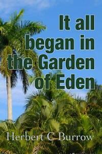It All Began in the Garden of Eden-ExLibrary