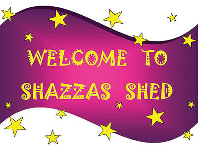 Shazzas Shed