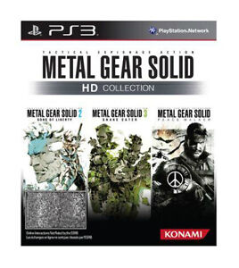 Metal Gear Solid HD Collection (Sony Pla...