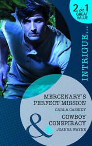 Mercenarys-Perfect-Mission-Cowboys-Conspiracy-Mills-Boon-Intrigue-Various