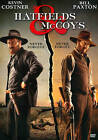 Hatfields & McCoys (DVD, 2012, 2-Disc Set) (DVD, 2012)