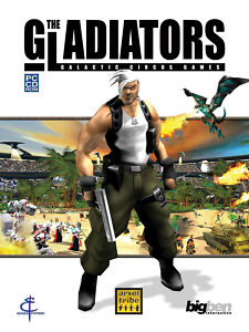 The Gladiators - Galactic Circus Games (PC, 2003, DVD-Box) - Purbach, Österreich - The Gladiators - Galactic Circus Games (PC, 2003, DVD-Box) - Purbach, Österreich