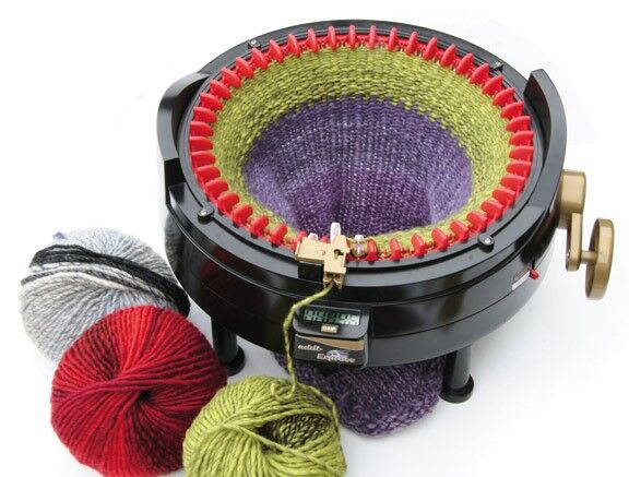 knit machine for