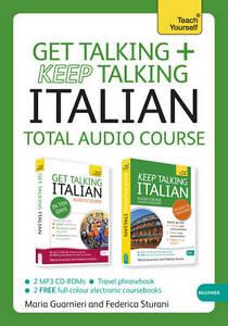 Get Talking And Keep Talking Italia  CD NEW