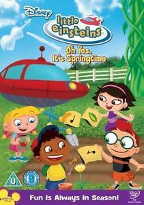 Little Einsteins: Oh Yes, It's Springtime [DVD], Good DVD, ,