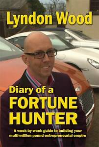Diary-of-a-Fortune-Hunter-Wood-Lyndon-Excellent-Book