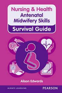Antenatal Midwifery Skills by Alison Edwards (Hardback, 2012)