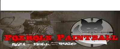 Foxhole PAINTBALL Store