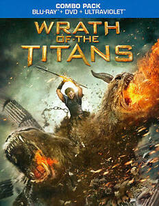 Wrath of the Titans (Blu-ray/DVD, 2012, ...
