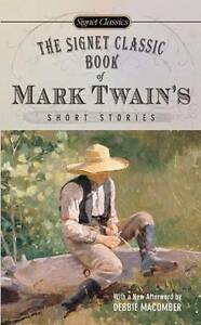 Signet Classic Book of Mark Twain's Short Stories, The (Signet Classics), Mark T