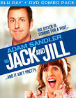 Jack and Jill (Blu-ray/DVD, 2012, 2-Disc Set, Includes Digital Copy; UltraViolet)