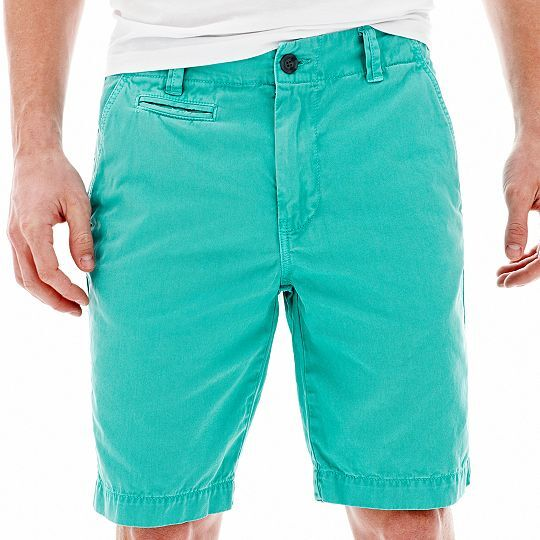 How to Buy Flat Front Shorts