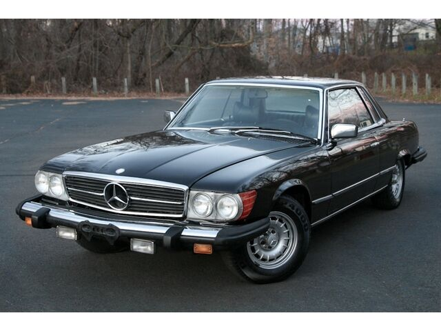 1977 mercedes benz 450slc slc sl c107 coupe rare for Used mercedes benz for sale on ebay
