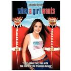 What a Girl Wants (DVD, 2009, WS)