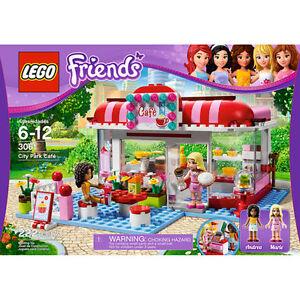 Lego Friends City Park Cafe 3061 For Sale Online Ebay