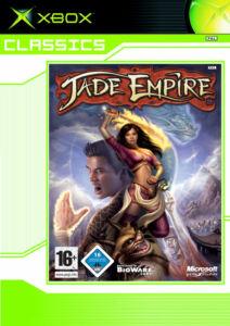 XBOX Spiel Jade Empire (Classics) mit Anleitung guter Zustand + OVP