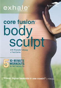 Exhale - Core Fusion Body Sculpt -  NEW and SEALED DVD